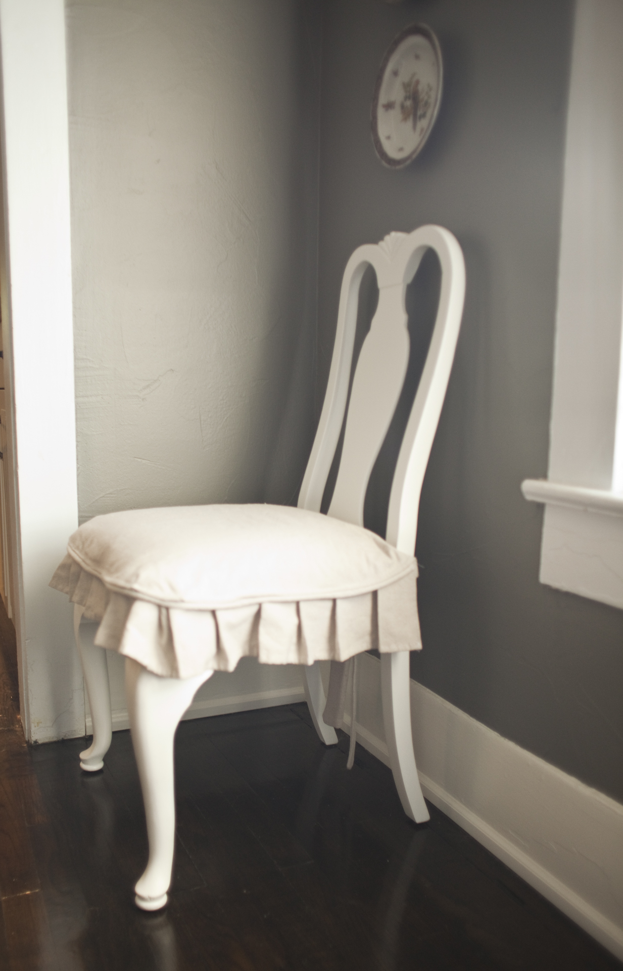 Dining Chair Slipcovers | THE DAILY HALEY